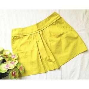 J.Crew Summer skirt Size 0 EUC